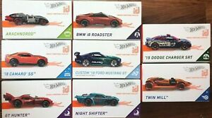 Hot Wheels id Cars Choose Combine Shipping $3.49