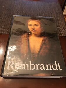 Horst GERSON Rembrandt Paintings First Edition 1968 $225.00