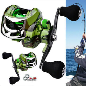 Spinning Fishing Reels Baitcasting Reels Saltwater Freshwater Left Right Hand