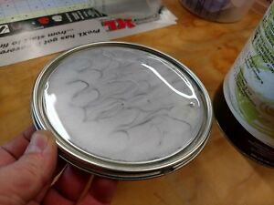 WA519F Galaxy Silver GM Basecoat paint 1 gallon