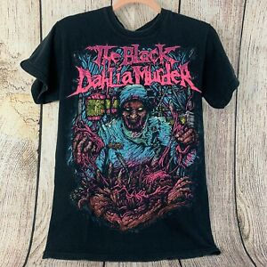 The Black Dahlia Murder Shirt Vintage Small