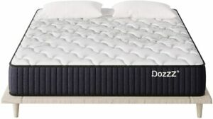 Queen Double Spring Mattress 12 Inch in a Box with Pressure Relief Cool Gel Memo $256.00