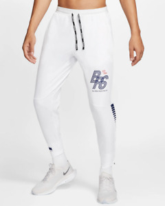 NEW Nike Running Mens Blue Ribbon Running Pants Size M L $68.98