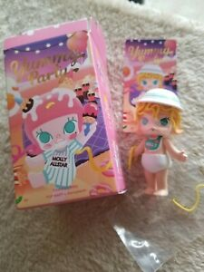 Molly Yummy Party Blind Box Series by POP MART SPAGHETTI BABY