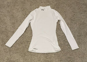 Under Armour Cold Gear Mock Neck XS $40.00