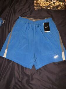 Nike Running Shorts Mens Blue M $26.00