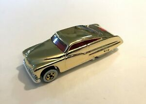 95 HOT WHEELS FAO SCHWARZ LIMITED EDITION GOLD CHROME PASSION Loose 1 of 3000 $41.99