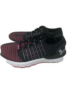 New under armour shoes womens Size 11 Black 1285482 002 $42.95