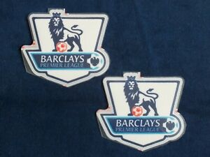 Sporting ID Barclays Premier League 07 13 General Style Player Issue Arm Patch