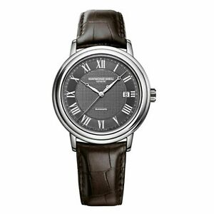 Raymond Weil 2837 STC 00609 Mens Maestro Gray Automatic Watch NEW WITH TAGS $329.99