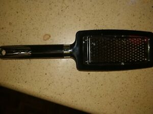 KitchenAid Flat Hand Grater Fine Grate 11 Inches Black $6.75