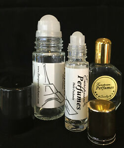 Cologne Body Oils for Men Roll on Long Lasting perfume oil 1 3 oz to 2 oz quot;Kquot; $12.99