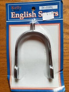 brand new English Riding Spurs women size blunt bumper spur Kelly brand