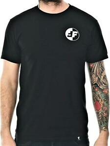 Famous Stars And Straps I.D.C.A.Y Mens Short Sleeve Tee Black Large $14.99