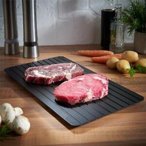 Fast Defrosting Tray Meat Thaw Rapid Safety Thawing Rapid Frozen Food Defrost