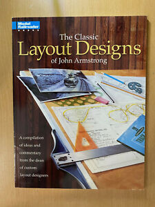 Model Railroader Ser.: The Classic Layout Designs of John Armstrong by John Arms $29.95