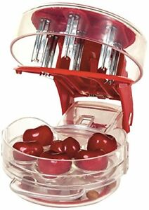Prepworks by Progressive Cherry Pitter Cherry Pitter Stoner Seed and Olive