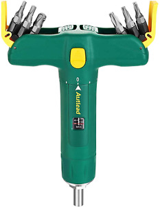New Torque Screwdriver Adjustable T Shape Wrench Of Wide Range 15 75 Inch Pound $51.99