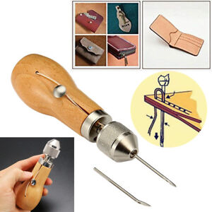 Professional Quick Sewing Sewing Cone Tool Kit Leather Sail Canvas Repair $13.58