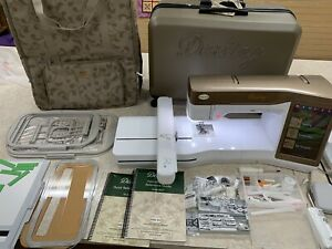 Baby Lock Destiny BLDY Sewing. Quilting Embroidery Machine Gently Used $4995.00