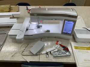 Babylock Journey Like Aerial Sewing and Embroidery Machine w Kit 1 395000 SC $2795.00