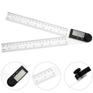1pc Creative Chic Digital Goniometer Angle Gauge for Gauging Measuring $14.34