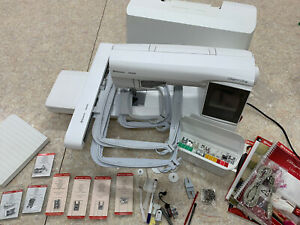 Viking Designer Ruby Sewing and Embroidery Machine with USB Stick Extra Feet $1995.00
