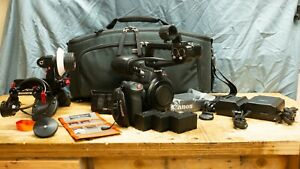 Canon C100 mk II with Zacuto shoulder rig 3 batteries and 4 32gb SD Cards $2500.00