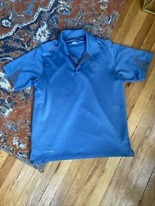 men's under armour golf polo large $15.00
