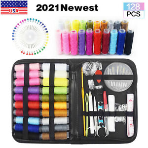 Sewing Set Diy Multi Function Box Hand Quilting Embroidery Thread Sewing Kits $9.69