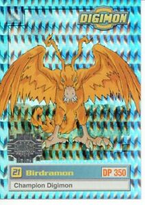 1999 UD Digimon Cards Stamp quot;Exclusive Previewquot; Holographic PICK FROM LIST