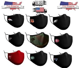 100% Authentic Official New Era NFL Player Sideline On Field Face Mask