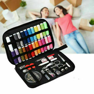 Portable Basic Hand Home Sewing Kit Travel Mini Small Emergency Accessories Set $10.45