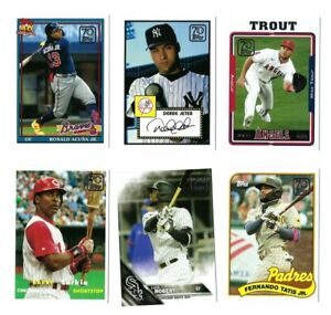 70 Years of Topps Insert Complete Your Set 2021 Topps Series 2 You U Pick Choice