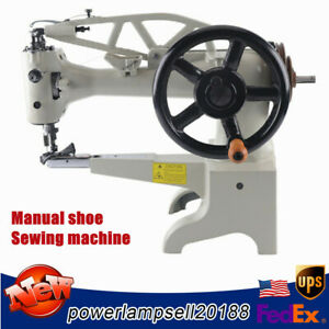 DIY Patch Leather Sewing Machine Shoe Repair Boot Patcher Stitch Sewing New USA $568.09