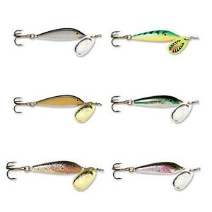 Blue Fox Vibrax Minnow Spin choose size and color New in Package