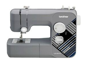 Brother LX3817G 17 Stitch Portable Full Size Sewing Machine Grey $60.00