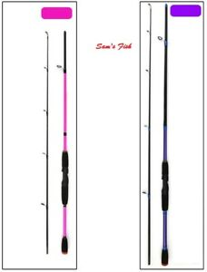 6 or 7 Foot Carbon Fiber Fishing Spinning Rod Sea Saltwater Quality FREE Ship