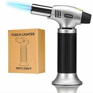 Gibot Blow Torch Lighter Kitchen Culinary Torch Chef Cooking Torch Refillable...