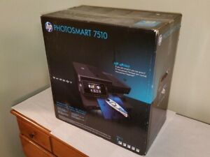 HP PHOTOSMART 7510 ALL IN ONE PRINT COPY SCAN eFax WIRELESS PRINTER NEVER USED $365.00