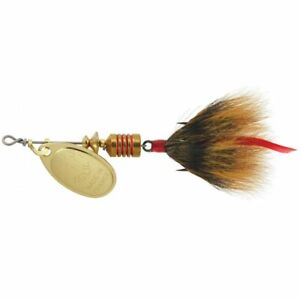 Mepps Aglia Dressed Trout Spinner Lure Choose Size and Color New in Package
