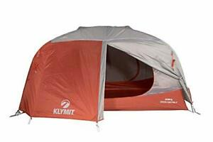 KLYMIT CROSS CANYON 2 Person Tent Best Camping Gear for Family Camping Backpa...