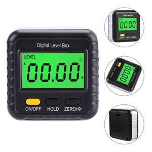 1 PC Portable Digital Magnetic Electronic Level Angle Finder $16.52