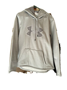under armour hoodie large women $15.00