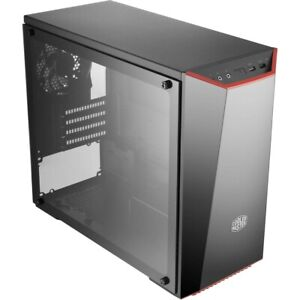 USED Cooler Master MasterBox Lite 3.1 micro ATX Gaming Computer Case