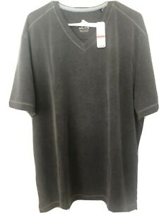 Tommy Bahama Vee Neck 3xl Blackish Gray In Color.