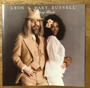 Wedding Album by Leon amp; Mary Russell Leon Russell CD Oct 2007 Wounded Bird