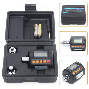 LED Digital Display Torque Meter Electronic Torque Tester High Precision Wrench $37.08