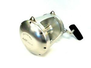 Avet EXW80 2 Two Speed Lever Drag Big Game Reel EXW 80 2 SILVER Right Handed $759.99