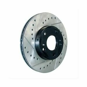 StopTech 127.61002R Slotted Drilled Rotor $150.78